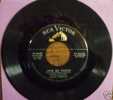 RARE ELVIS PRESLEY RCA SINGLE 47-6643, SL, VG+/NM!