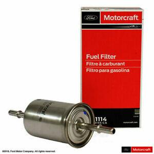 New OEM Ford Motorcraft Fuel Filter FG-1114 2M5Z-9155-CA FG986B F89Z-9155-A