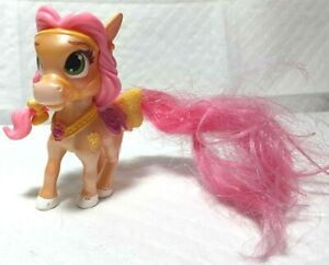 Disney Princess Palace Pet Mini Figure Belle's Pony Petit Horse Petite nice <<<<