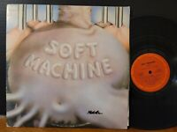 Soft Machine - Six 1973 Jazz Rock Fusion Vinyl 2LP