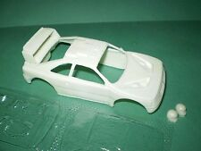 PEUGEOT 405 RALLY RESIN BODYSHELL CARROCERIA DE RESINA SLOT CAR 1/32 A2M