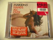 MAROON 5 Hands All Over 1 CD