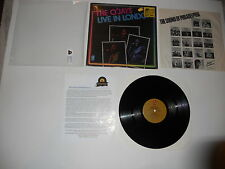 The O'Jays Live in London 1974 1st Philadelphia Press VG Ultrasonic CLEAN