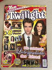 Twilight New Stars Schöne Zeitschrift Bella Swan Edward Cullen Jacob Black