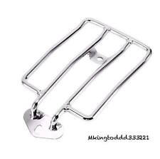 Motorcycle Chrome Support Luggage Rack For Harley HD Sportster XL883(2004-2012)