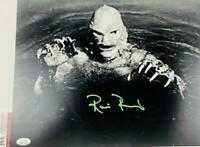 Ricou Browning signed THE CREATURE 11X14 photo JSA COA 293