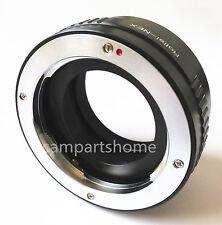 Rollei QBM Lens to Sony NEX E Camera lens adapter nex3 nex5 nex6 nex7 a6000 a7