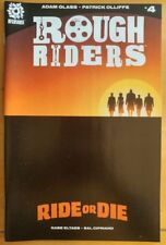 ROUGH RIDERS: Ride or Die #4 (2018 AFTERSHOCK Comics) ~ VF/NM Book