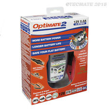 Optimate 2 Battery Charger & Conditioner 2017 Model (New)