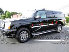 2001-2006 Cadillac Escalade ESV Long  SUV Cladding Accent Body Side Molding Trim
