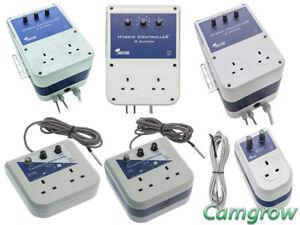 SMSCOM - Hybrid Fan Controller, Twin Fan controller & Smart Fan Controller - MK2