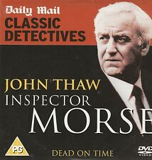 Inspector Morse-Dead on Time DVD John Thaw/Kevin Whately)