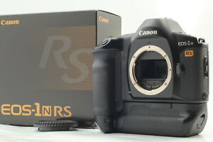[TOP MINT BOX] Canon EOS-1N RS Film Camera Body From JAPAN