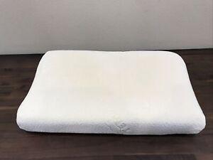 Tempur-Pedic Original Neck Pillow Firm Support Standard Queen Medium - CLEAN