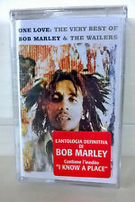 Bob Marley One Love The very best of musicassetta nuova sigillata