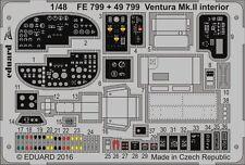 Eduard 1/48 Lockheed Ventura Mk. II Interior # 49799