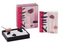The Mini Zen Gardening Kit (Miniature Editions), Moore, & New, Book Running Pres