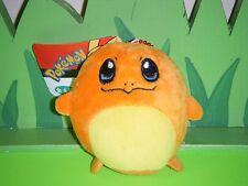 "Pokemon CHARMANDER Mini Plush Ball Keychain Stuffed Toy 3""/8cm Kids Doll Gift"