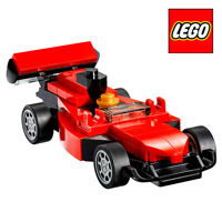 LEGO • POLYBAG 40327 Auto da Corsa Race Car Ferrari  Monthly PROMO EXCLUSIVE