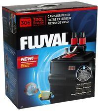FLUVAL 306 EXTERNAL AQUARIUM FISH TANK POWER FILTER