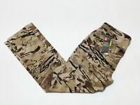 New Under Armour Storm Tactical Combat Pants Barren Camo 1316852-999 Sz 36x30