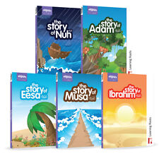 STORIES OF THE PROPHETS FOR MUSLIM CHILDREN AGES 5-8 MULTI-PACK - LEARNING ROOTS
