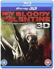 My Bloody Valentine (Bluray 3D) [DVD][Region 2]