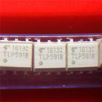 2 PCS OF TLP591B TLP591 TOSHIBA Photocoupler IC