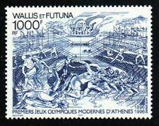 Wallis & Futuna Stamp - Modern Olympic Games, centenary Stamp - NH