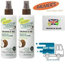 2X Palmers Coconut leave in Conditioner 250ml Deal !! Special Offer !!
