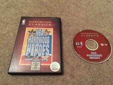 NBA Hardwood Classics, Heroes - Basketball DVD (Region 3)