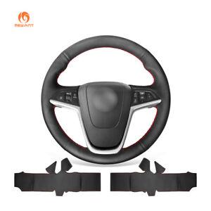 Black Artificial Leather Steering Wheel Cover for Buick Encore Verano Cascada