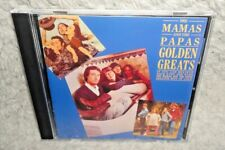 The Mamas And The Papas Golden Greats (CD, 1986)