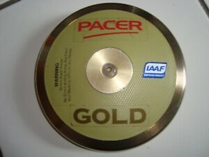 Gill Pacer Gold 1.0 kg. Discus