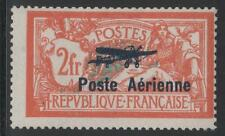 "FRANCE POSTE AERIENNE 1 "" MERSON 2F  SALON AVIATION 1927 ""  NEUF xx TTB K784"