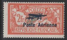 "FRANCE POSTE AERIENNE 1 "" MERSON 2F  SALON AVIATION 1927 ""  NEUF xx TTB K784"