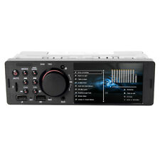 Car Radio Stereo Auto Bluetooth Handsfree 12V Vehicle MP5 Player Reverse Image