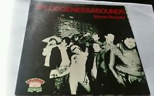 "Splodgenessabounds ‎– Simon Templer '80 UK DERAM 7"" ! punk vinyl single"