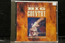 Big Country-through a Big Country/Greatest Hits