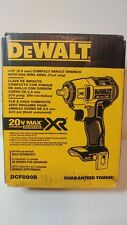 """DeWalt DCF890B 20V MAX Brushless 3/8"""" Impact Wrench Bare Tool Latest 2018 Model!"""