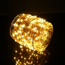 Waterproof LED String Lights Indoor/Outdoor Lighting Fairy Strand Dorm Room
