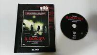 EL EXORCISTA EL MONTAJE DEL DIRECTOR DVD + LIBRO 61 PAG EDICION ESPECIAL