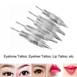 Tattoo Needle Cartridge For Premium Charmant Permanent Makeup Screw Tattoo Pen