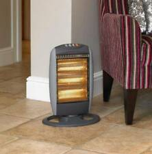 Limitless 1200W Oscillating Halogen Heater with 3 heat settings