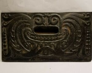 Antique Cast Iron Stove Boiler Door Decorative Hardware