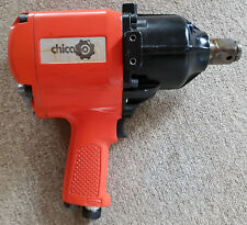 "Chicago 1"" Air Impact Wrench 1400ft/lbs torque (1897 Nm) Twin Clutch RRP $750.00"
