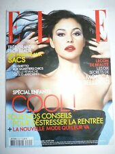 Magazine mode fashion ELLE French #3165 28 aout 2006 Monica Bellucci