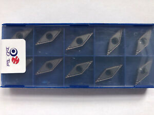 VBMT 160404 CARBIDE TURNING INSERTS (Read Description For My Quality Guarantee)