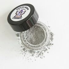 Desdemona Vegan Cruelty Free Eyeshadow Loose powder like Barry M Handmade black