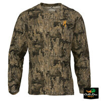 NEW BROWNING WASATCH CB LONG SLEEVE T-SHIRT REALTREE TIMBER CAMO